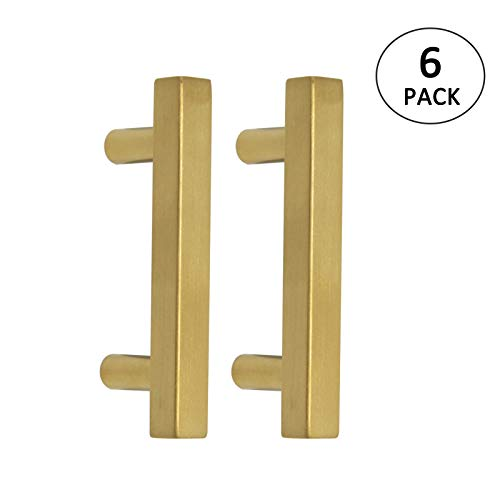 Brass Drawer Pulls and Knobs 2 1/2
