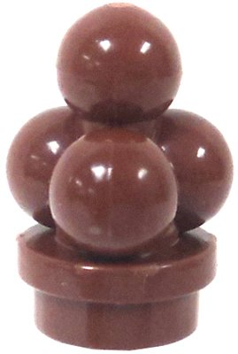 LOOSE Accessory Chocolate Cream Scoops