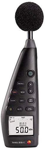 Testo 816-1 - Sound Level Meter (Part Number 0563 8170)