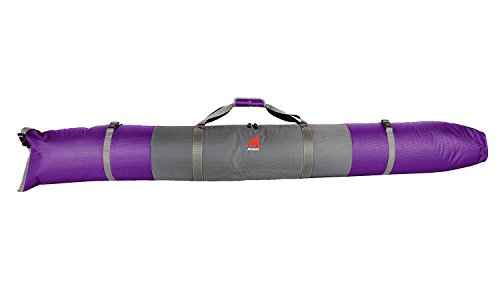 Athalon Single Padded Ski Bag (Purple)