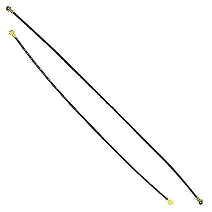 BisLinks® Wifi Antena Señal Flex Cable conector coaxial repuesto parte para HTC uno M7