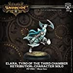 Privateer Press - Warmachine - Retribution: Elara Tyro of The Third Chamber Model Kit 4