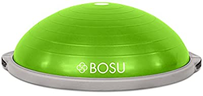 Bosu Balance Trainer, 65cm The Original - Lime Green/Gray