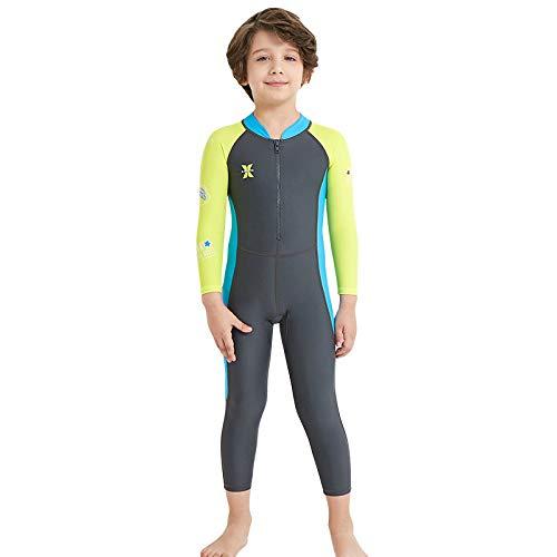 Amazon.com: YXS - Traje de neopreno para niños y niñas de ...