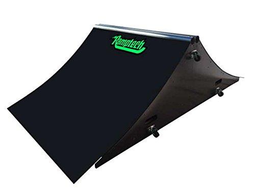 Ramptech 2 Tall x 4 Wide Spine Skateboard Ramp