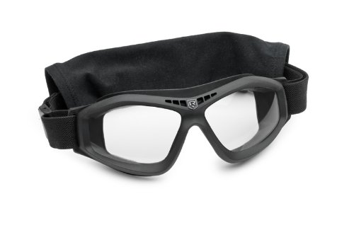 Revision Military Bullet Ant Tactical Goggle Basic Clear 4-0045-0111 Bullet Ant Tactical Goggle Basic Clear Black, ()