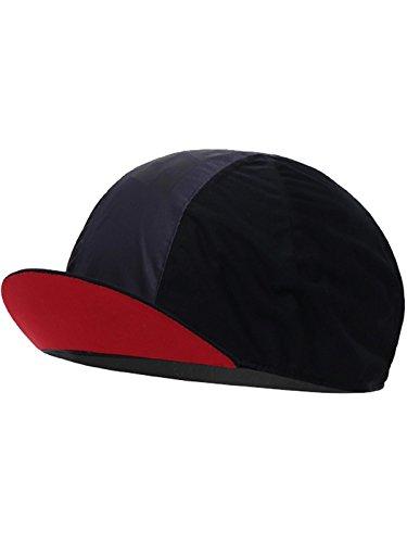 Santini Black 365 Waterproof Cycling Cap (Default, Black) ()