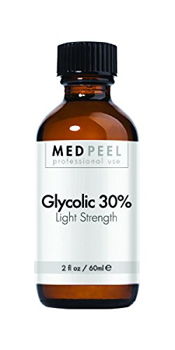 30% Glycolic Acid Peel (Glycolic Acid 30% Peel 2oz Light Strength Peel for Fine Lines, Wrinkles, and Dark Spots)