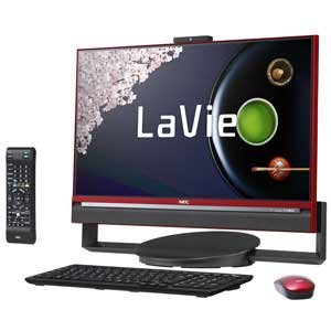 NEC PC-DA770AAR LaVie Desk All-in-oneの商品画像