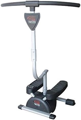 Fitness House Cardio Twister Aparato Para Piernas Y Glúteos Unisex Adulto Gris Talla única Amazon Es Deportes Y Aire Libre