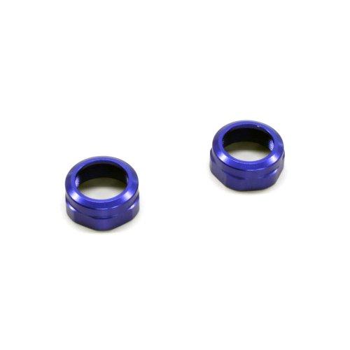 Shock Cap (Blue / 2Pcs) W5189-01BL by Kyosho