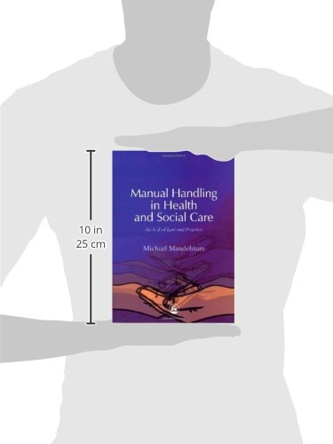 Manual Handling in Health and Social Care: An A-Z of Law and Practice