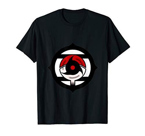 (sasuke itachi mangekyo sharingan eyes sasuke rinnegan Tshirt)