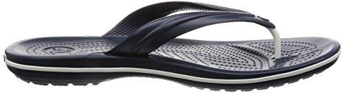 Crocs Crocband Flip 11033 Infradito Unisex - Adulto Blu navy