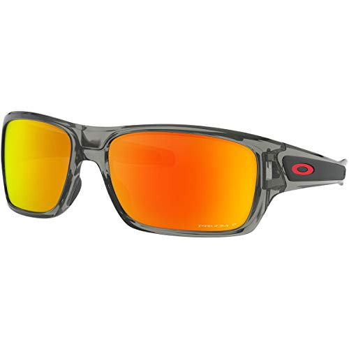Oakley Men's Turbine Rectangular Sunglasses, Grey Ink, for sale  Delivered anywhere in USA