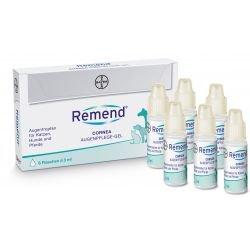 REMEND Cornea Augenpflege-Gel f.Hund/Katze/Pferd 18 ml Augentropfen
