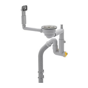 Perfect Ikea LILLVIKEN Siphon Für 1 Becken