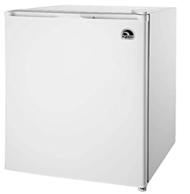 Igloo FRF110 Vertical Freezer, 1.1 cu. ft., White