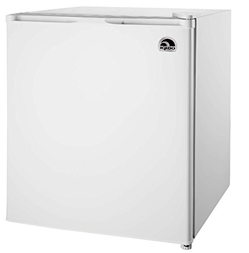 Igloo FRF110 Vertical Freezer, 1.1 cu. ft., White by Igloo