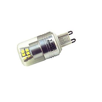 1 pieza 3 W luces led bi-pin T 24 LEDs SMD 2835 decorativo blanco cálido luz fría 400lm 3000 - 7000 K AC220 V 360° Bianco freddo-220V: Amazon.es: Hogar