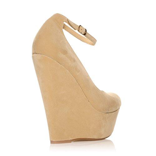 Compensées ShuWish UK Femme UK Chaussures ShuWish I0I8qZ