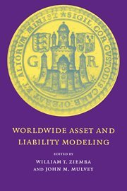 Worldwide Asset and Liability Modeling (Publications of the Newton Institute)