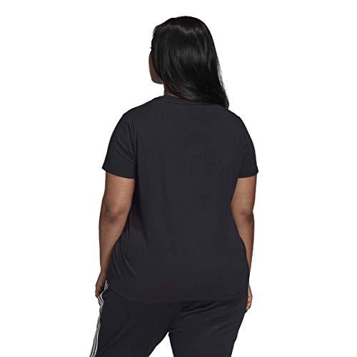 adidas Originals Women's Plus Size Trefoil Tee 2