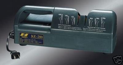 Alfa Intl. Nirey Knife Sharpener electric - KE-280 by Alfa Romeo