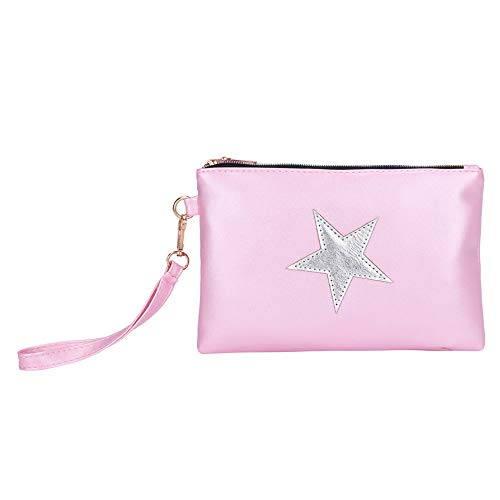 Girls Lovely Handbag Clutch Shoulder Bag Bag Pink Package Messenger Bags Purse Bag Star Phone squarex Bfw5axcdq5