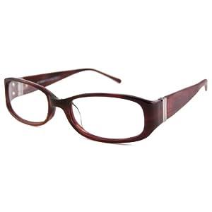 Kenneth Cole Rx Eyeglasses - KC158 Burgundy / Frame only with demo lenses.-KC158081FR