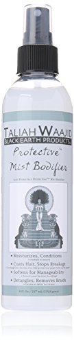 Taliah Waajid Black Earth Protective Mist Bodifier, 8 Ounce