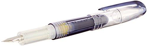 Pilot Portable Color Fountain Pen, Petit1, Blue Black (SPN-20F-BB)