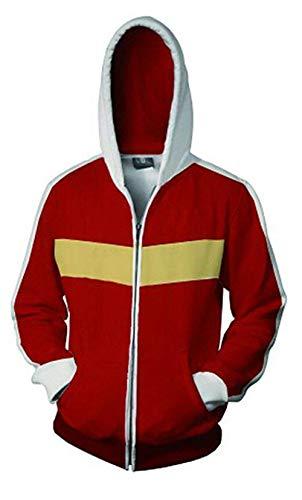 Riekinc Halloween Costume Hoodie 3D Printed Jacket