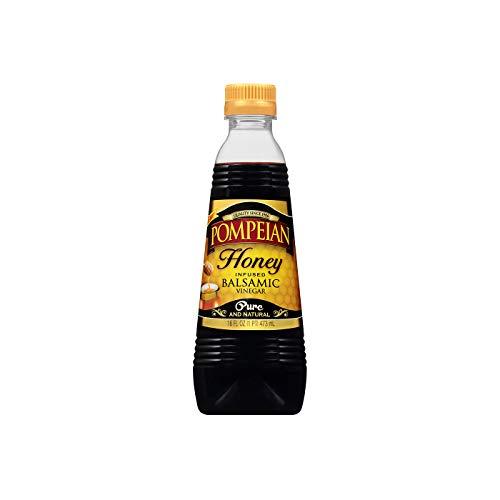 Pompeian Honey Balsamic Vinegar - 16 Ounce
