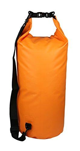 Cao 6629Tasche wasserdicht Unisex Erwachsene, Orange/Blau
