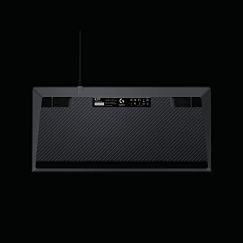 Logitech G213 Prodigy Gaming Keyboard 31mHPl 2Br bL