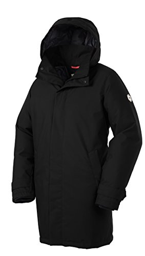 Quartz Co. Men's Labrador Jacket, Black, Large (Canadian Goose Clothing)