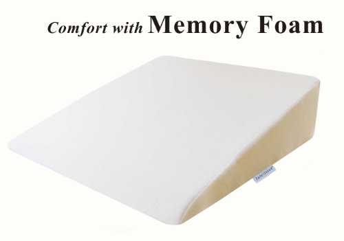 InteVision Foam Wedge Bed Pillow (26