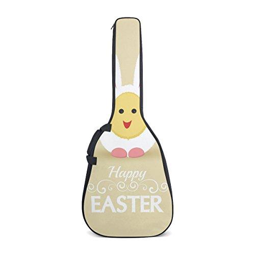 Top Carpenter Easter Eggs Rabbit Costume Padded Guitar Gig-Bag Case 42 (Gibson Girl Costume Pattern)