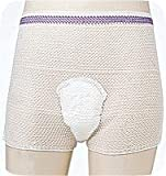 Securely Yours Mesh Pants - Large (35''-45'') - 100 Each / Case