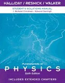 amazon com fundamentals of physics enhanced problems version rh amazon com student solutions manual for fundamentals of physics tenth edition pdf student solution manual fundamentals of physics 9th edition pdf