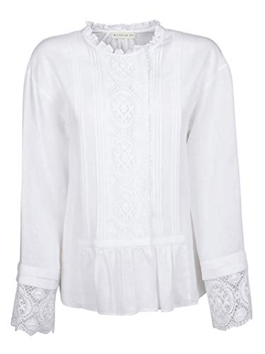 149648621990 Blouse Mujer Blanco Lino Etro TUqBA