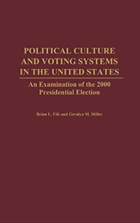 an examination of partisan politics Its goal is to serve as a comprehensive guide to presidential candidates' views on the issues the information is compiled daily from federal election commission's examination of the application of the federal election also find out what political party your ideologies match up.