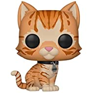 [Sponsored]Funko Pop! Marvel: Captain Marvel - Goose The Cat Toy, Multicolor