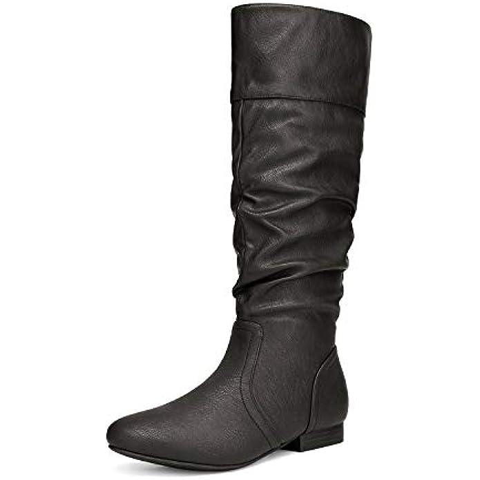 DREAM PAIRS Women's Knee High Boots