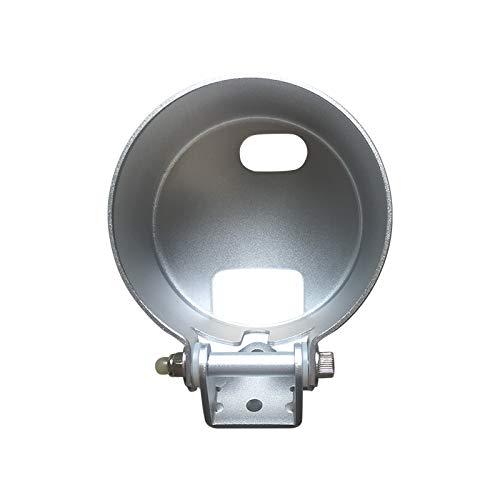 KUS Auto Gauge Pod voor 3 3/8 inch (85mm) Gauge Meter Auto Mount Houder Aluminium