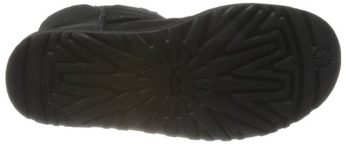 Ugg Damen Mini Bailey Button Bling Schwarz (nero)