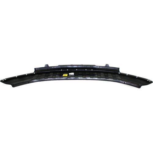 CAPA Front Valance Compatible with FORD F-150 2009-2014 Panel Textured 2WD