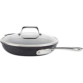 Amazon Com All Clad 12in B1 Fry Pan Amp All Clad Lid