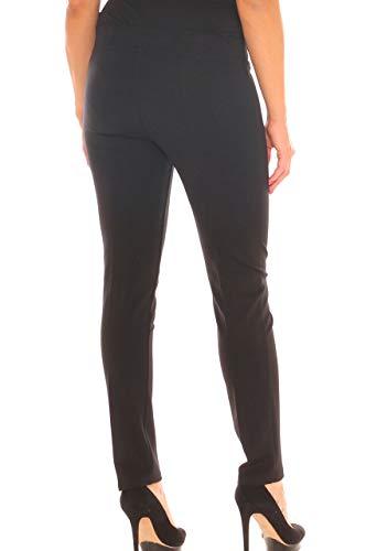 El Femme Collections Noir Pantalon ma fvYAw